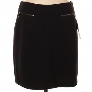 Laundry by Shelli Segal Quilted Skirt